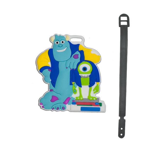 L00315 - Pixar Monsters Luggage Tag