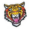 PH64 - Small Tiger Head (Iron on)
