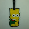 L00398 - Bart Simpson Luggage Tag