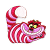 PH97 - Cheshire Cat (Iron on)