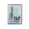 H00026 - Statue of Liberty Passport Holder