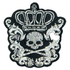 PH121 - King Skull (Iron on)