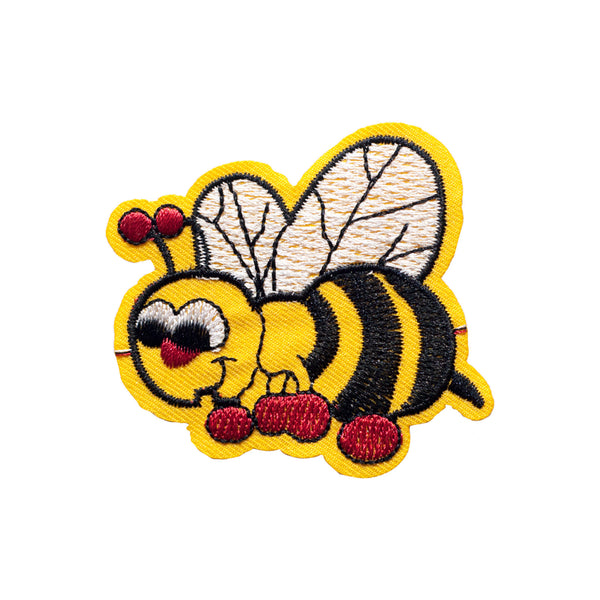 PT371 - Bee (Iron on)