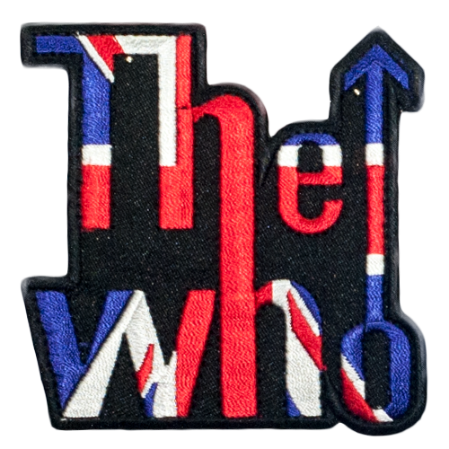 PH36 - The Who (Iron on)