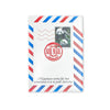 H00041 - Air Mail Panda Passport Holder