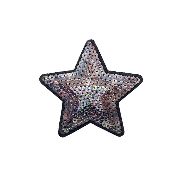 PT510 - Sequin Star (Iron on)