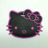 L00386 - Purple Hello Kitty Luggage Tag