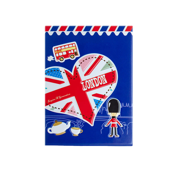 H00032 - British Heart Blue Passport Holder