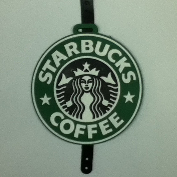 L00406 - Starbucks Luggage Tag