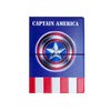 H00011 - Captain America Passport Holder