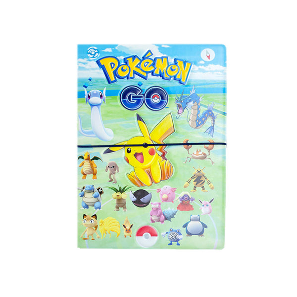 H00022 - Pokemon Go Snorlax / Pikachu Passport Holder