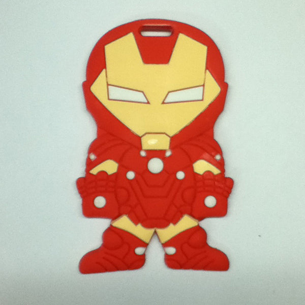 L00344 - Iron Man Luggage Tag
