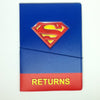 H00049 - Superman Returns Passport Holder