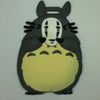 L00373 - Totoro w Mask Luggage Tag