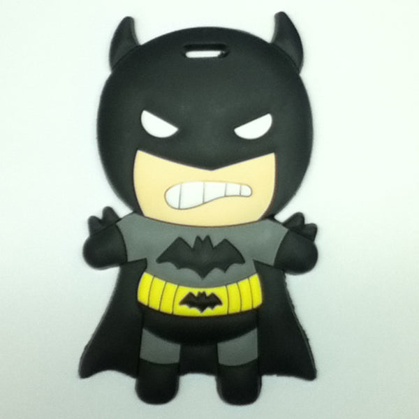 L00318 - Batman Angry Luggage Tag