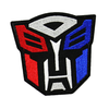 PH16 - Transformers Autobots Logo (Iron on)