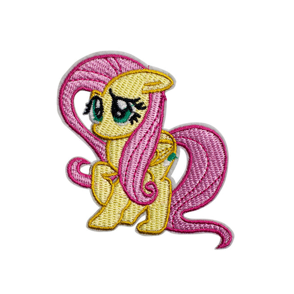 PH246 - Fluttershy Pony (Iron on)