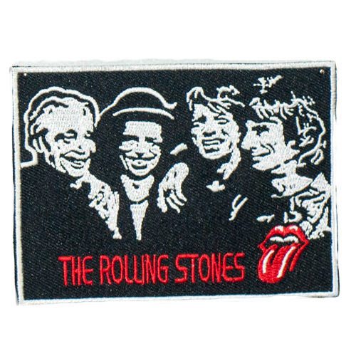 PH37 - The Rolling Stones (Iron on)
