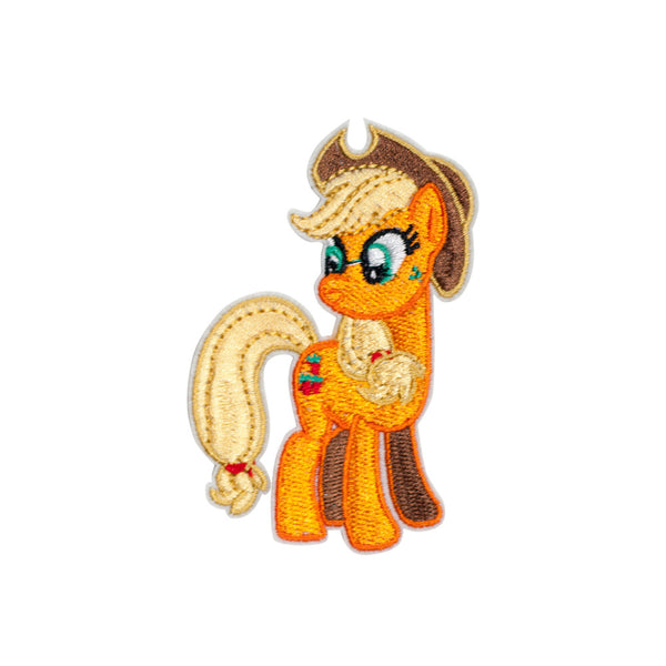 PH244 - Applejack Pony (Iron on)