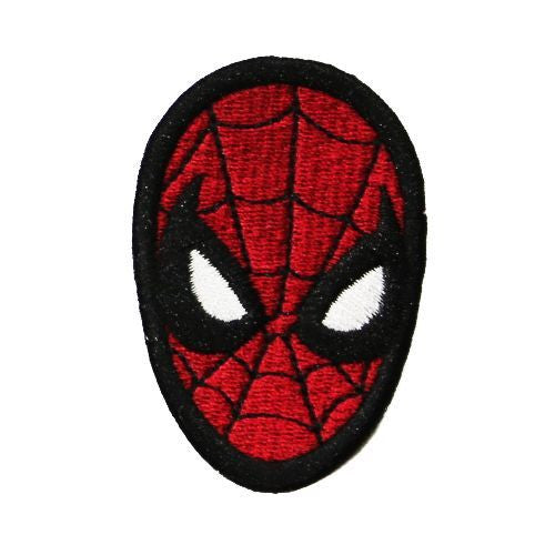 PH12 - Spiderman Head (Iron on)