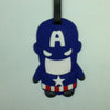 L00391 - Captain America Luggage Tag