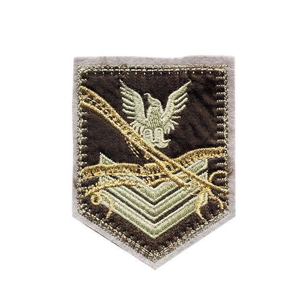 PT539 - Eagle Badge (Iron on)