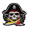 PH133 - Captain Skull (Iron on)