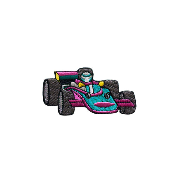 PT585 - Formula Car (Iron on)