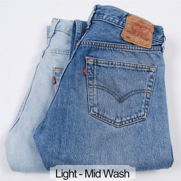 Levi's | Lee | Wrangler Jeans Mixed Colours/Mixed Sizes/Mixed Brand (HAND PICK)