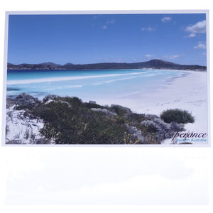 Card With Envelope - Lucky Bay Beach