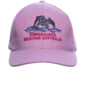 Cap - Dolphins - Pink/Pink