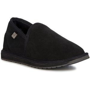 EMU | Ashford Sheepskin Slippers | Black