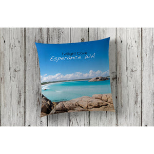 Cushion Cover - Twilight Cove