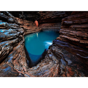 Kermits Pool - Karijini National Park