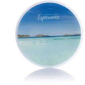 Glass Chopping Board - Lucky Bay - Printed in Esperance
