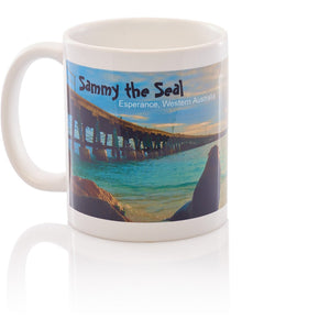 Mug - Sammy the Seal