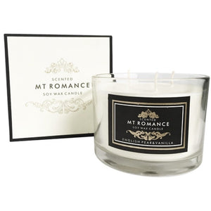 English Pear & Vanilla Soy Candle