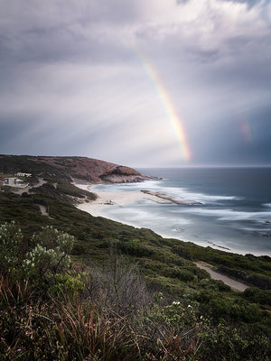 West Beach Rainbow - Esperance