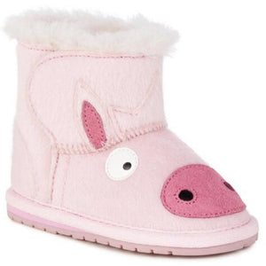 EMU Kids Piggy Walker Sheepskin Boots