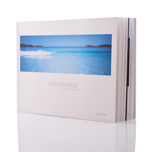 Esperance landscape photography book by photographer Dan Paris
