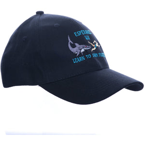 Cap - Shark Black