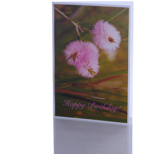 Card - Happy Birthday Flower