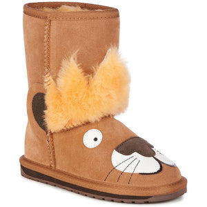 EMU Kids Leo Lion Sheepskin Boots