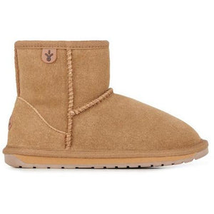 EMU Kids Wallaby Mini Chestnut Sheepskin Boots