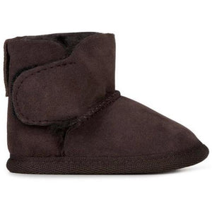 EMU Platinum Baby Sheepskin Bootie Chocolate