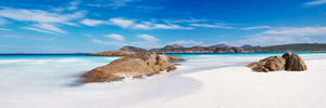 Lucky Bay | Sand and Rocks | Esperance