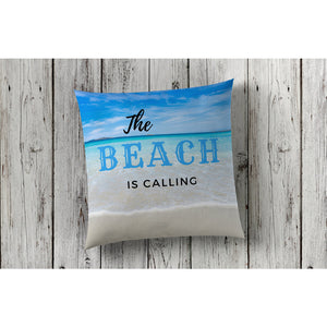 Cushion Cover | Australian Made | Beach Calling 40x40cm
