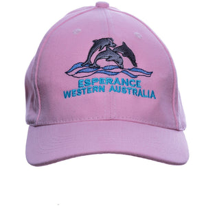 Cap - Dolphins - Pink/Blue