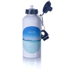 Eco Aluminium Bottle 600ml - Lucky Bay - Printed in Esperance