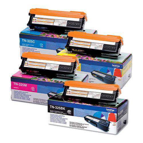 BROTHER TN-325 MULTICOLORE MULTIPACK